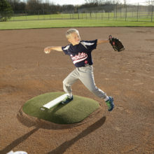 Youth Pitching Mounds