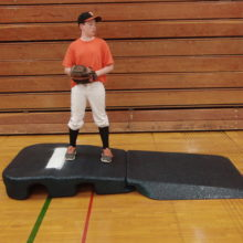 Indoor Practice Pitching Mound