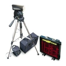 jugs radar gun wireless display package