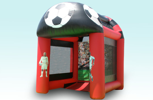 inflatable soccer2