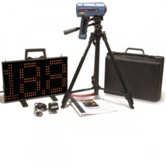 Radar Guns with Display Boards