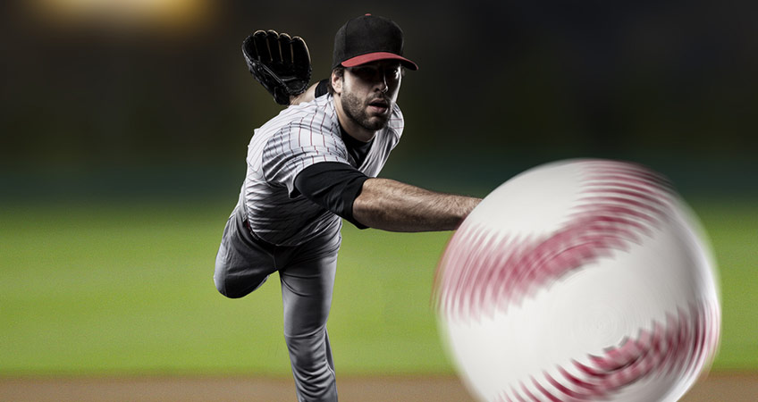 baseball pitcher image