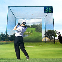 Golf Driving Cage