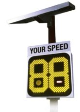 Traffic Speed Displays / Trailers