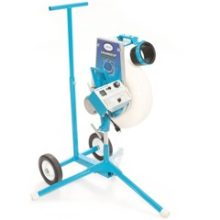 portable pitching machine