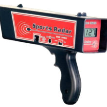 Hand Held SR3600 radar gun