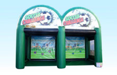 Inflatable Sports Game Soccer