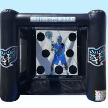 Inflatable Sports Game Lacrosse