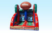 quarterback inflatable game