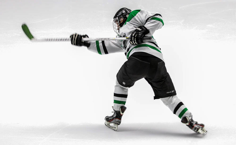 Fast and On Target: Improving Your Slapshot Accuracy and Power