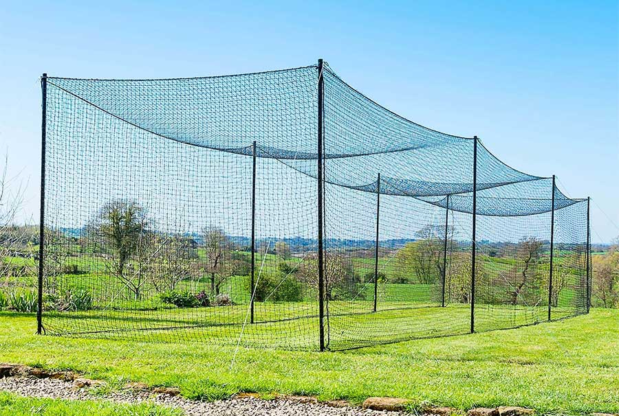 DIY Drills: Easy Guide to Building a Batting Cage at Home
